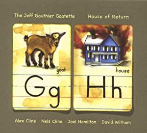 The jeff gauthier goatette goatette the jeff gauthier for Mainstream house music