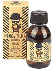 olio da Barba Tiziano 100ml–Aceite para la barba
