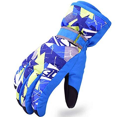 Kids Snow Ski Gloves