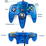 [New] 2 Pack Classic 64 Controller, iNNEXT Game pad