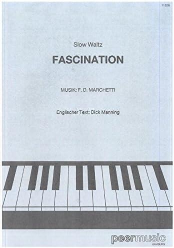 Fermo Dante Marchetti: Fascination. Partituras para Piano y ...