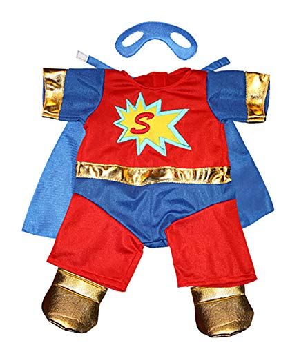 - Super Bear Outfit Fits Most 8
