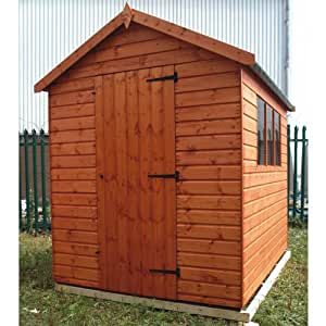 TGB 6ft x 6ft (1.83m x 1.83m) Superior Apex Shed