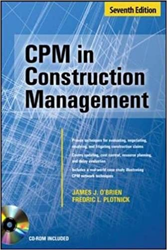 Cpm in construction management seventh edition fredric plotnick cpm in construction management seventh edition 7th edition fandeluxe Choice Image