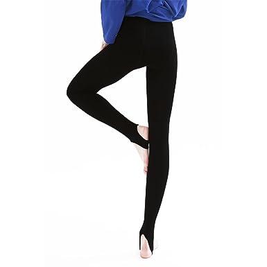 bbe75f88aad1f4 ... Leggings Women Winter Fleece Lined Leggings Soft Compression Leggings  Ladies Silm Leggings Thermo Leggings UK Size 6-12 (Black): Amazon.co.uk:  Clothing