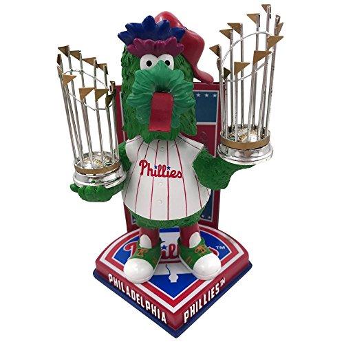 (Philadelphia Phillies MLB World Series Champions Series - Numbered to 1,000 Bobblehead)