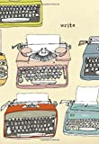 Julia Rothman Typewriter Eco-Journal, Julia Rothman, 0811879453