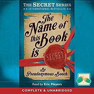 The Name of This Book Is Secret Audiobook