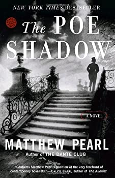 The Poe Shadow 1400061032 Book Cover