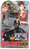 Resident Evil: Biohazard  Claire Redfield (Leather Jacket) (#5) Action Figure