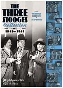 The Three Stooges Collection, Vol. 6: 1949-1951