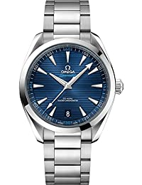 Omega Seamaster Aqua Terra 41mm Blue Dial Men's Watch 220.10.41.21.03.001