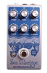 EarthQuaker Devices Sea Machine V2 Chorus Effects Pedal