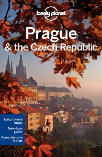 Lonely Planet Prague & the Czech Republic (Travel Guide) by Lonely Planet (2012-11-01)