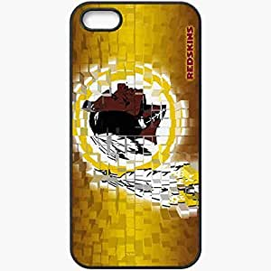 Personalized iPhone 5 5S Cell phone Case/Cover Skin 1045 washington redskins 0 Black by lolosakes