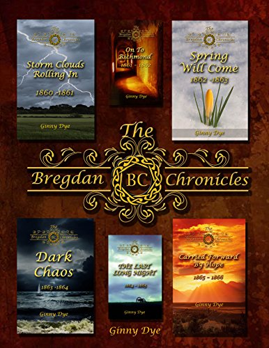 Storm Clouds Rolling In (#1 in the Bregdan Chronicles Historical Fiction Romance Series) by [Dye, Ginny]