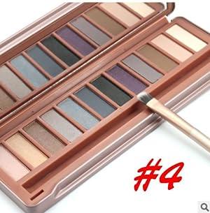 New Kind 12 Colors Make up Urban Neutral Eyeshadow Palette Nude Eye Shadow BOX # 4