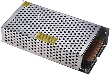 IJeilo Impresoras 3D de Piezas DC 12V 15A 180W Adaptador de ...