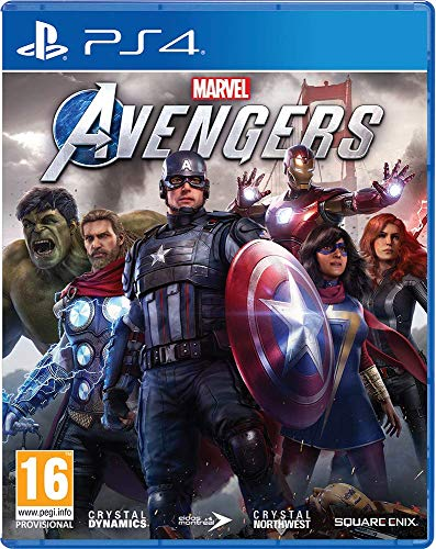 🥇 Marvel's Avengers PS4