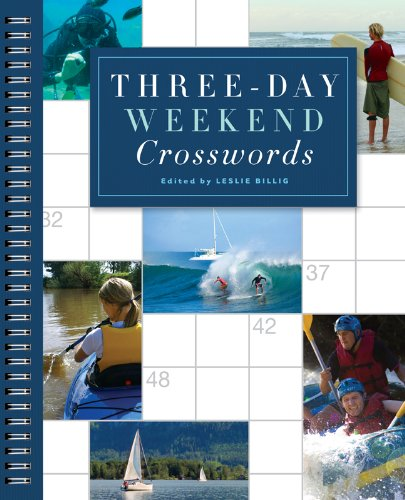 (Three-Day Weekend Crosswords (Sunday Crosswords) )
