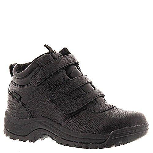 (Propet Men's Cliff Walker Strap Boot Black 10 X (3E) & Oxy Cleaner Bundle)