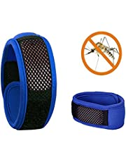 ApicalLife Mosquito Repellent Bracelet, Natural Insect Repeller Outdoor and Indoor Wristband for Kids & Adults