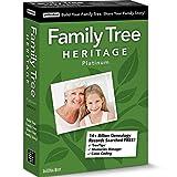 Software : Family Tree Heritage Platinum 15