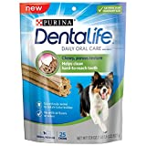 Purina Dentalife Daily Oral Care Small/Medium Dog Treats – 25 Ct. Pouch For Sale