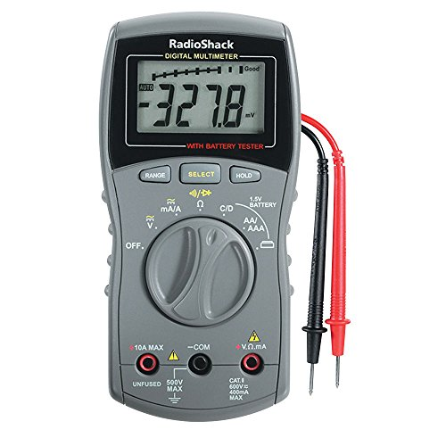Shack Radio Meter - RadioShack 29-Range Digital Multimeter