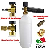 Pressure Parts EID 1529084 Snow Foam Cannon For Pressure Washers – Adjustable Spray Review