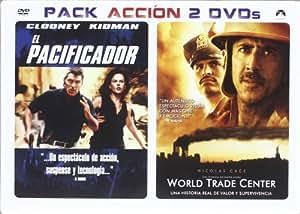 El Pacificador + World Trade Center [DVD]