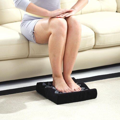 Mat Acupressure L'acupression des pieds Fitness Tapis de Spike pour le stress, la douleur de pied ou Back Pain Relief