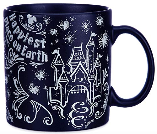 Disney Parks Beauty & The Beast Be Our Guest Mug (Disney Beauty And The Beast Be Our Guest)