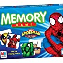 MEMORY GAME: Spiderman & Friends Edition
