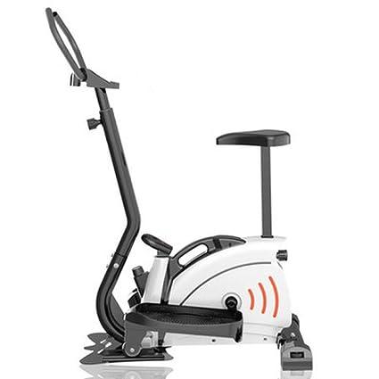JIABO Mini Resistencia Bicicleta Máquina Elíptica Equipo De Fitness Mini Perezoso Stepper Control Magnético Mute Espacio