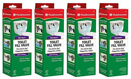 Highest Rated Toilet Flush Valves