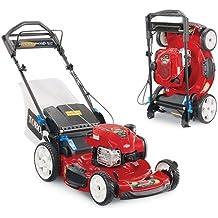 22 in. High Wheel Variable Speed Self-Propelled Walk-Behind Gas Lawn Mower with SmartStow
