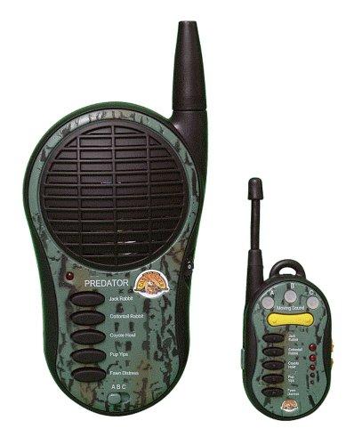 Cass Creek - Nomad Predator Call - Electronic Predator Call - CC938 - Remote Controlled Predator Call - Electronic Coyote Call Cass Creek Goose Calls