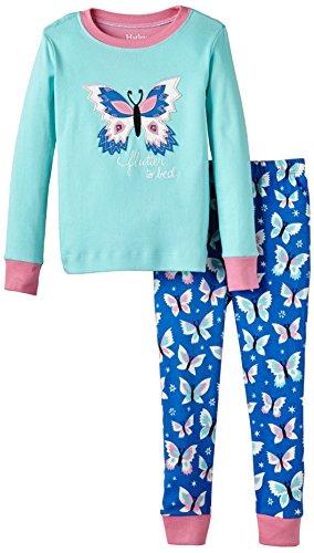 Hatley Little Pajama Applique Butterflies