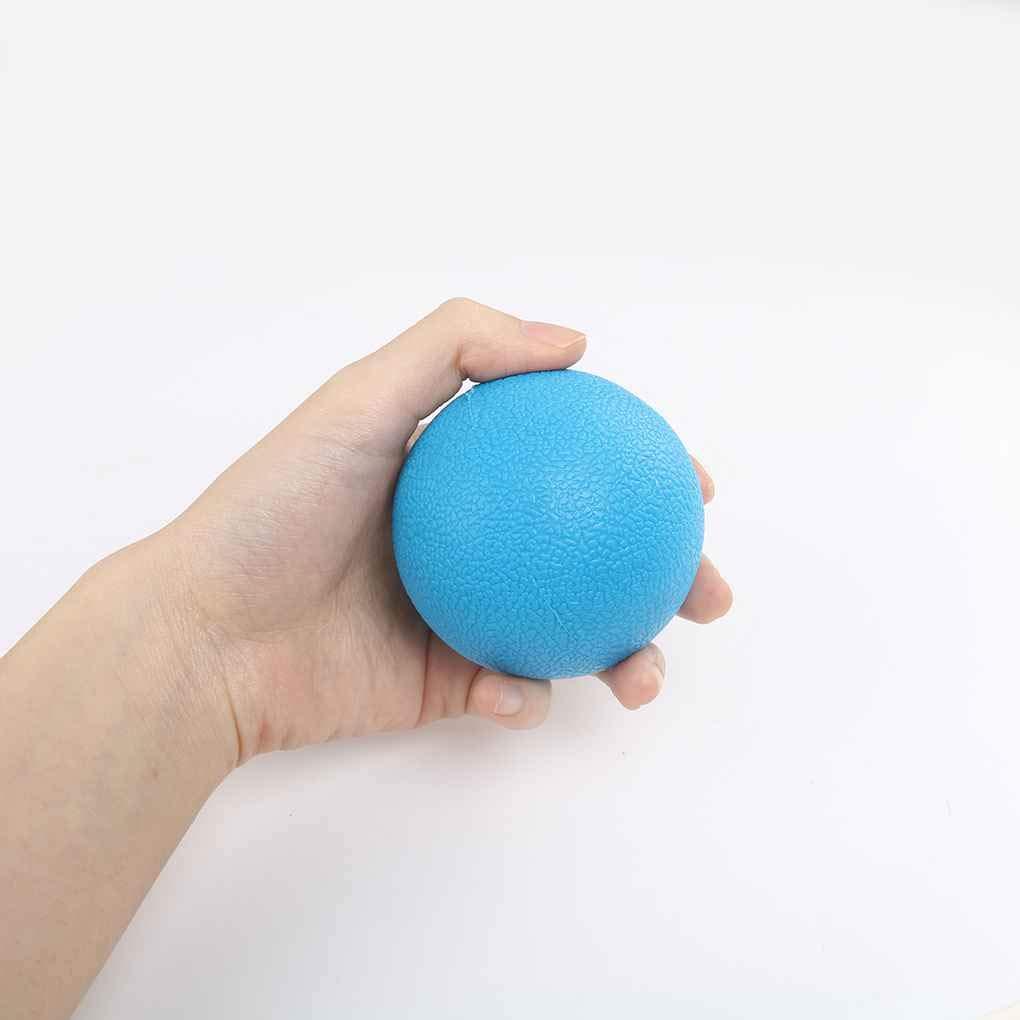 Jinzuke Lacrosse-Ball Massage Ball Mobility Myofasziale Triggerpunkt K/örper Yoga Fitness Schmerzmitteilung