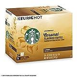 Caramel Flavored Medium Roast Single Cup Coffee for Keurig Brewers, 1 Box of 24