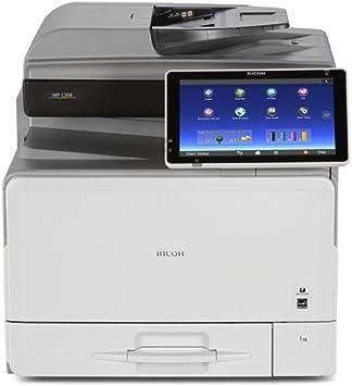 Fax Scan Ricoh SP C261SFNw A4 Color Laser Multifunction Printer Copy WiFi