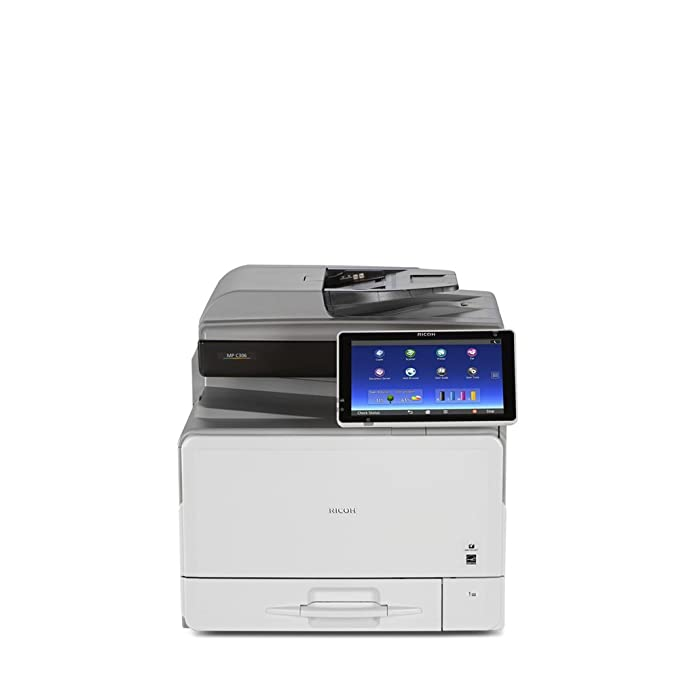 Amazon.com: Refurbished Ricoh MP C306 A4 color Multifunction ...