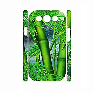 Awesome Retro Bamboo With Animal Pattern Hard Plastic Phone Shell for Samsung Galaxy s3 I9300 Case