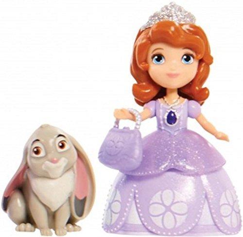 (Disney Junior Sofia the First Princess Sofia & Clover Poseable)