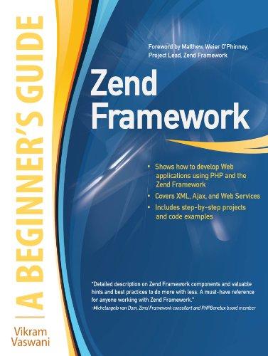 Zend Framework, A Beginner's Guide (English Edition)