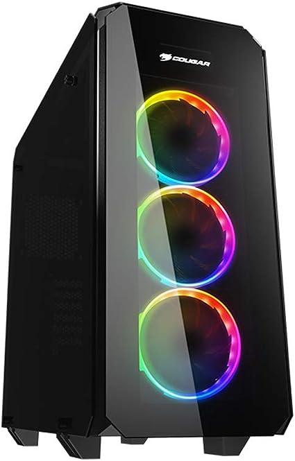 Cougar Gaming - Carcasa para PC GEMINIX: Amazon.es: Informática