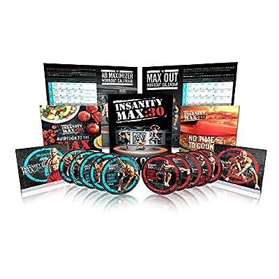 Shaun T's INSANITY MAX:30 Base Kit - DVD Workout by Beachbody
