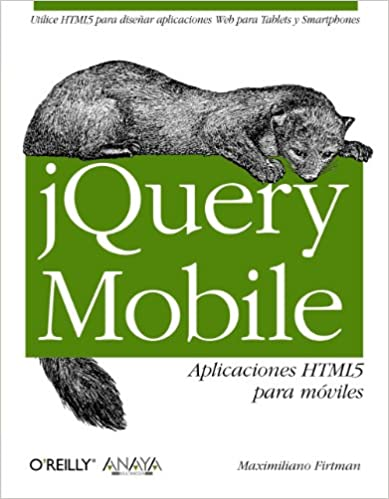 Libro jQuery Mobile