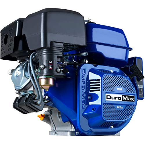 DuroMax XP16HPE 16 hp Electric/Recoil Start Engine